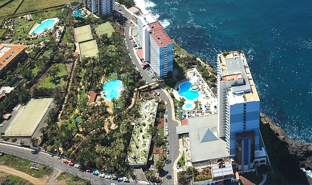 Accommodation in Hotel MARITIM in Tenerife