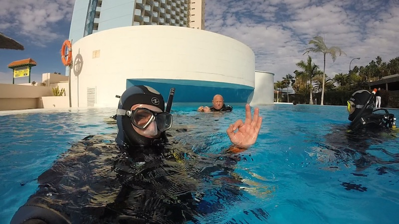 PADI IDC for Assistant Instructors