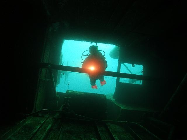 PADI Wreck Diver Kurs