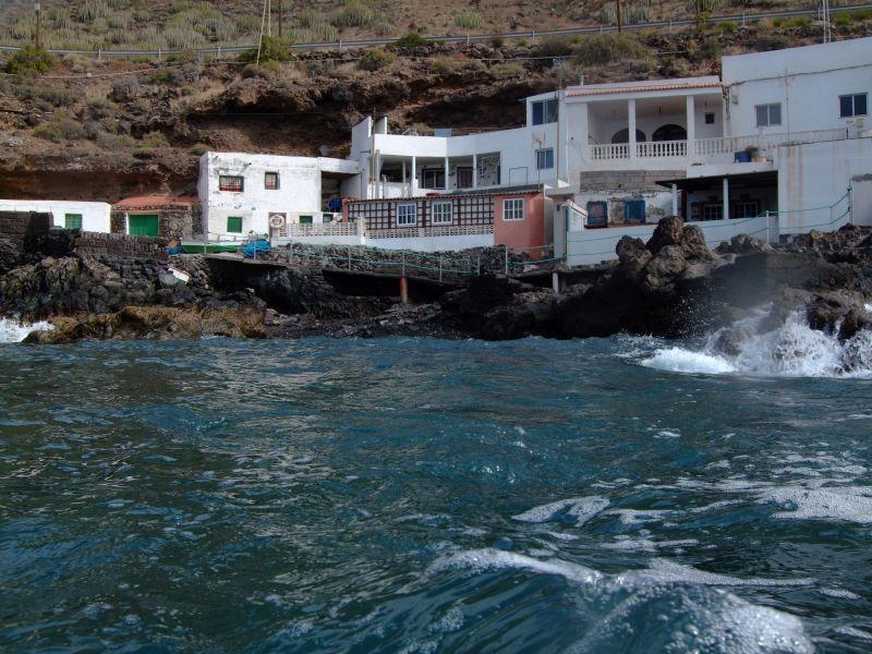 Carioca - dive site Tenerife