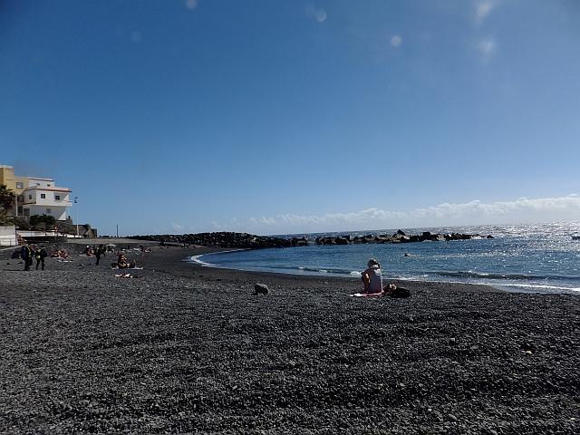 Las Eras - dive site Tenerife
