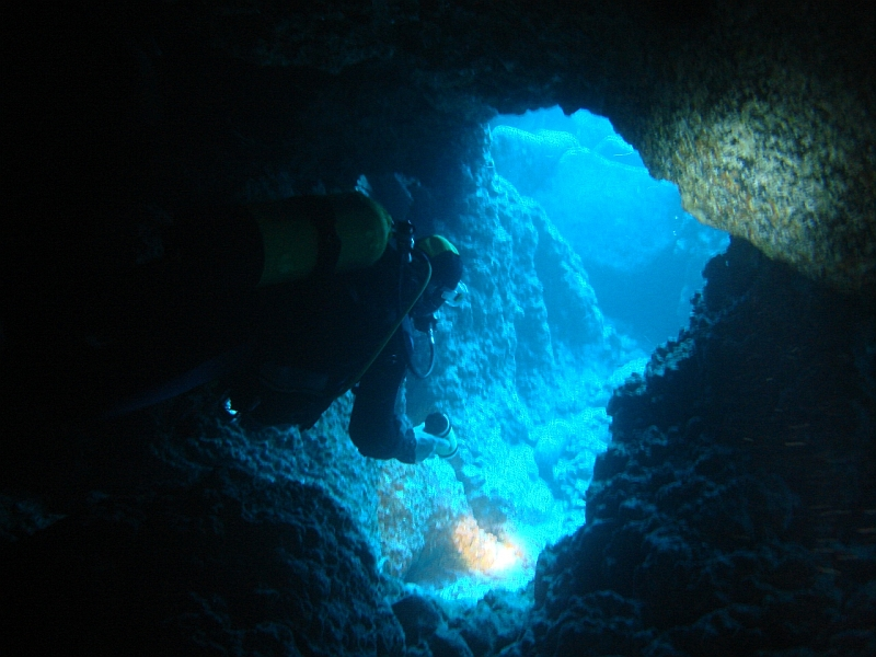 Portillo - dive site - Tenerife