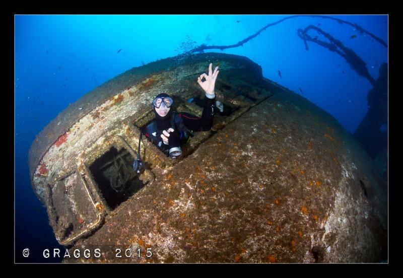 Wreck Tabaiba - dive site Tenerife