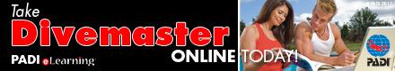 PADI eLearning Divemaster Course