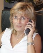Sekretärin Kerstin