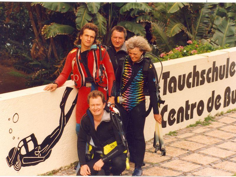 Gründerteam 1994