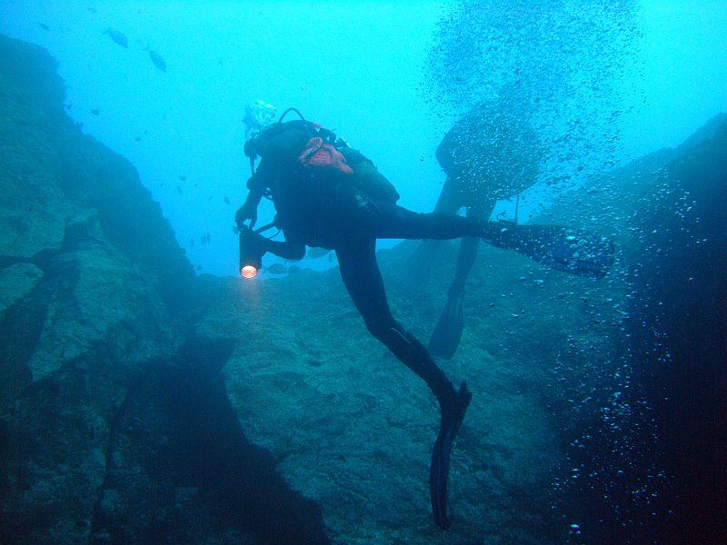 VDST Spezialkurs Tiefer tauchen / Deepdiving