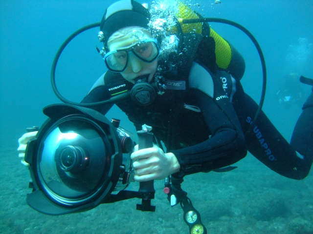 PADI Digital Underwater Imaging