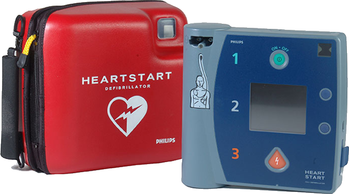 Philips Heart Start Automaticr external defibrillator