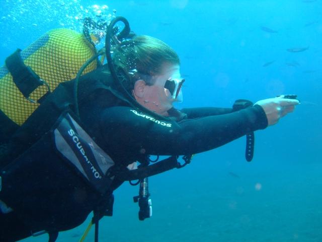 PADI Underwater navigator Course