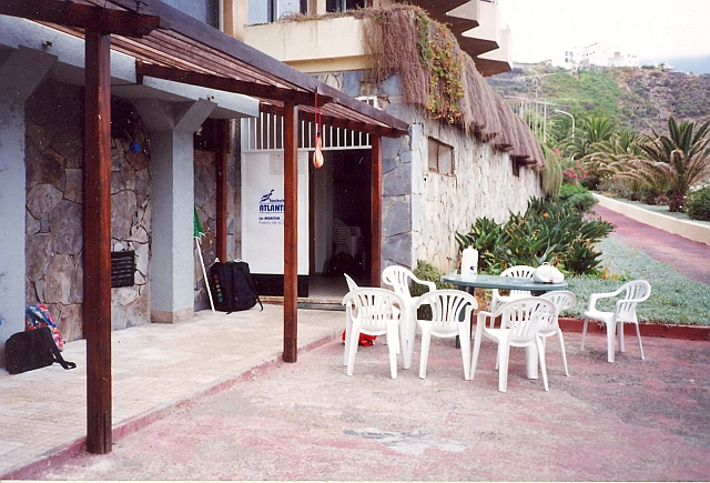 Dive Centre ATLANTIK 1994