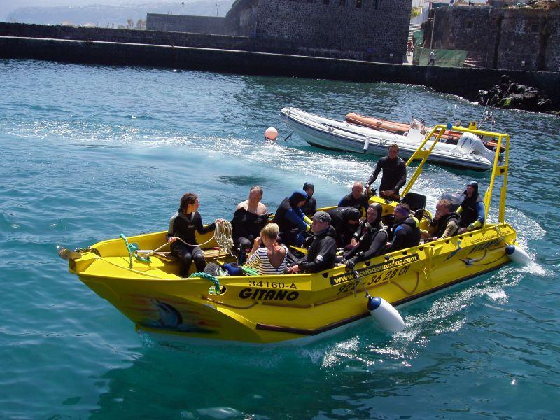 Offers Dive Centre ATLANTIK - Tenerife