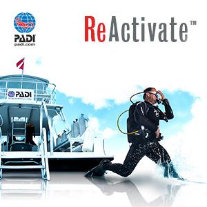 PADI ReActivate Auffrischungskurs
