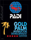 PADI 5 Star Gold Palm IDC Resort