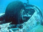 DC3 Flugzeugwrack